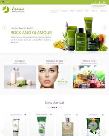Picture of Aroma Beauty Products